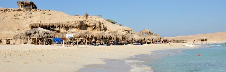 Egipskie krajobrazy