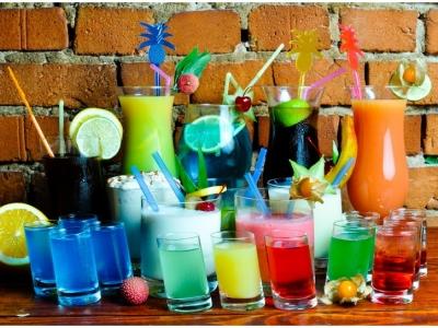 Drinki w Krzywym Ryju