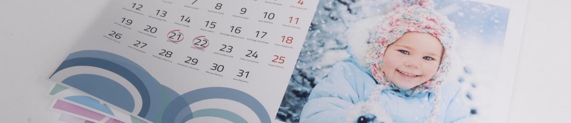 [Pomysł na prezent] Fotokalendarz! Święta 2014