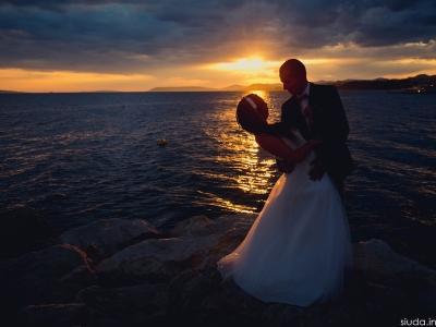 Justyna & Dawid - niezwykły ślub na Chorwacji